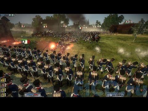 Самая Масштабная Экранизация Бородинского Сражения в играх! Война Кутузова и Наполеона 1812 года