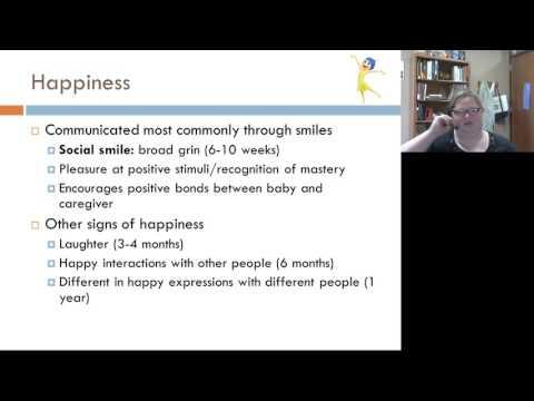 PSYC 250 (SU2017) Lecture 7 -  Emotional/Social Development in Infancy/Toddlerhood