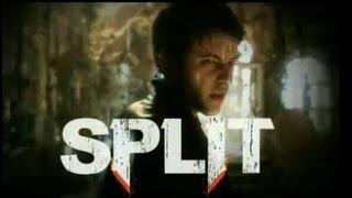 Split teen vampire serie - Trailer