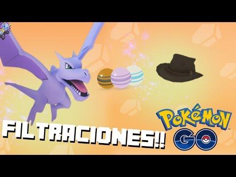 FILTRACIONES Y ACTUALIZACIONES!! | 315 | Pokémon GO | 8BitCR