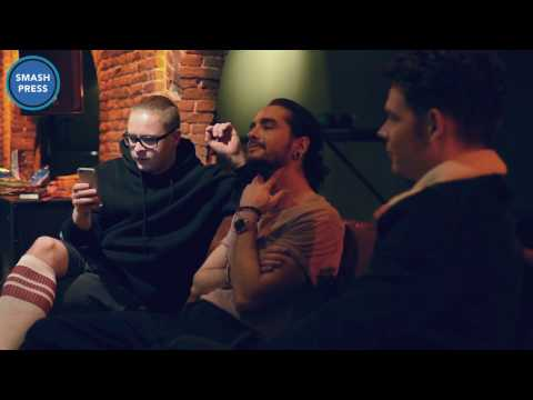 Smash Press: Tokio Hotel interview 2017