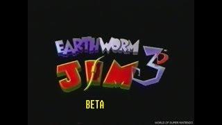 Earthworm Jim 3D Beta Gameplay