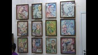 Выставка картин людей с проблемами психики открылась в Самаре