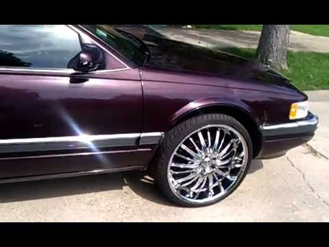 1996 Cadillac Sls Seville On 22 Quot S Youtube