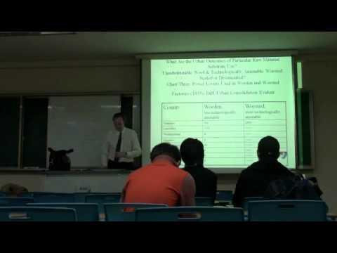 Environmental Sociology 3 (5/5): Macrotheories: The Origins of the Human-Environmental World