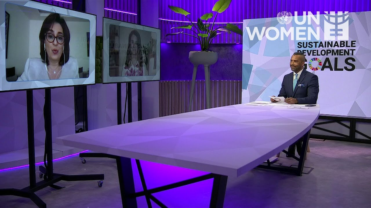 SDG Moment 2021: Achieving gender equality – Women Powering the Economic Recovery  - 21:55-2021 / 9 / 20