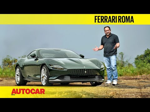 Download Ferrari Roma India review - Bellissimo! | First Drive | Autocar India