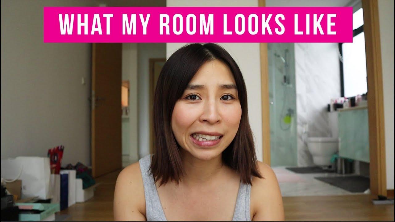 What My Room Really Looks Like – Tina Sashimi