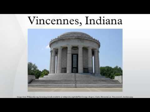 Vincennes, Indiana