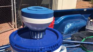Adding Chlorine Tablets To Your Pool