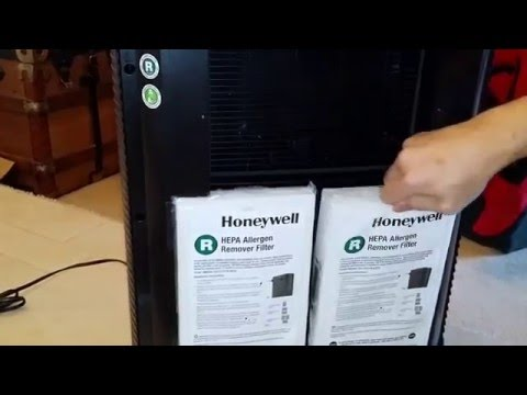 Honeywell HA300BHD Air Purifier Review consumer report
