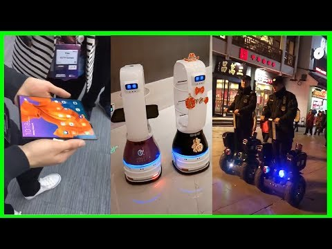Chinese Technology Is Booming | Technology Is Amazing | Future Technology Of China