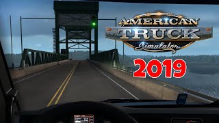American Truck Simulator 2019 - Episode 1 - Starting Over