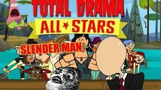 Slender man in Total Drama All stars