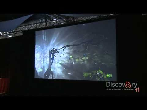 Discovery 11 3D Conference - 2D to Stereo 3D Conversion: Case Study