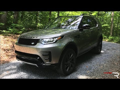 2017 Land Rover Discovery HSE Lux – Redline: Review