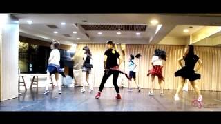 "[ I-FREE ] MV熱舞 ""Jun Hyosung - Good night Kiss"" @ by 丸子Wanzi Hyuna Red"