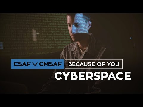 CSAF & CMSAF Because of You - Cyberspace