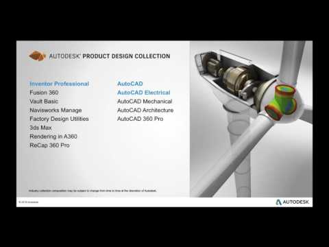 What's New In Autodesk's Industry Collections