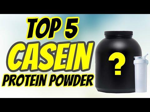 Top 5 Casein Protein Powder 2019 | Best Casein Protein Powders