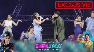 [ANNEKULIT] Standing Ovation Performance: Anne Curtis x James Reid!