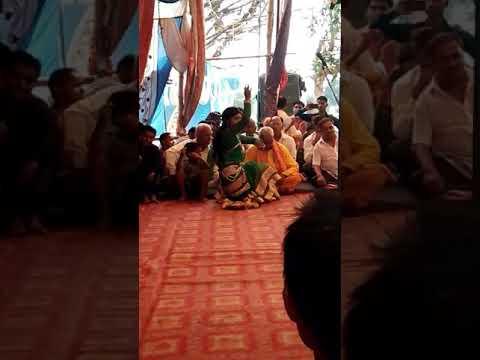 O ganpat ki mehtari jara ghot k bhang dance by himansu