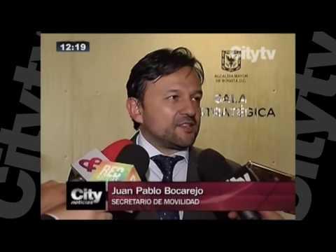 Los Trolebús regresaría a Bogotá  l Citytv l Septiembre 29