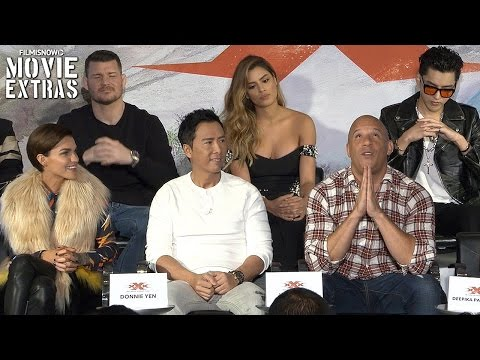 xXx: Return of Xander Cage | Complete Press Conference with cast, director and producer thumbnail