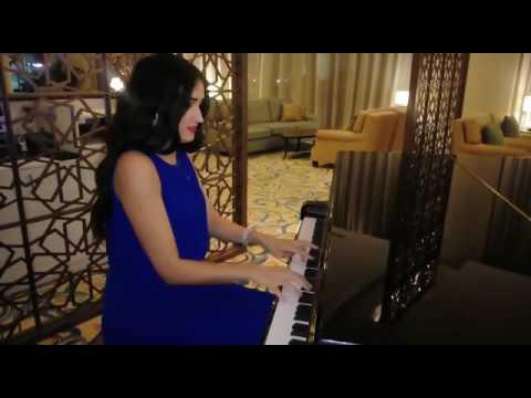 Olga Velcheva pianist Doha Qatar