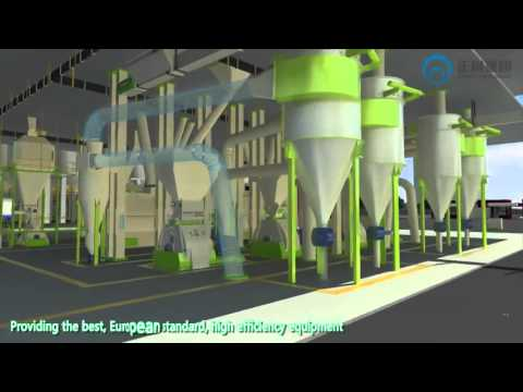 Feed Mill Machine Turnkey Plant  | China Feed Mill Machine Manufacturer |  Zhengchang