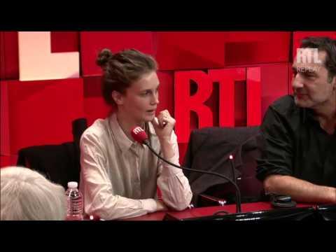 A la bonne heure  gilles lellouche marine vacth  9 oct 2015  partie 1  RTL  RTL