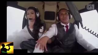 Irmão entrega VÍDEO DA NOIVA caindo com HELICÓPTERO -  Voz do CLIENTE