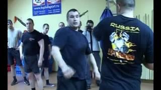 Уроки уличного  бокса