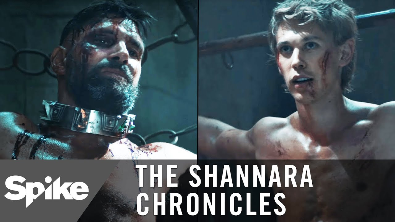 Download 'Destiny Is Stronger Than The Wishes Of One Man' Ep. 203 | The Shannara Chronicles (Season 2)