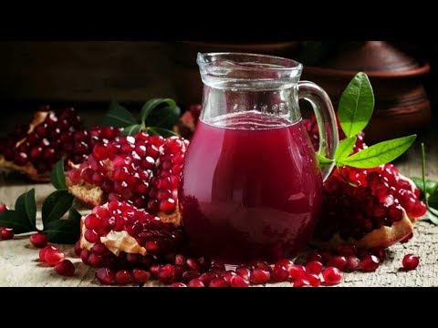 If You Drink Pomegranate Juice Everyday This Is What Happens To Your Body!