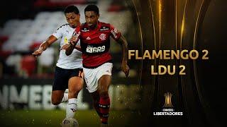 Flamengo vs. LDU Quito [2-2]   RESUMEN   Fecha 5   CONMEBOL Libertadores 2021