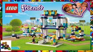 LEGO 41338 Friends Stephanie/'s Sports Arena