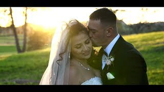 Maria and Frank Wedding Highlights | Napa, California