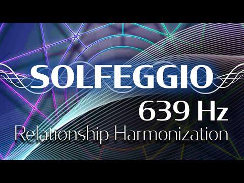 Solfeggio Harmonics Vol. 1 - 639 HZ -...