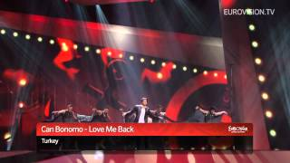 Recap of the dress rehearsal of the 2nd Semi-Final of 2012 Eurovision Song Contest