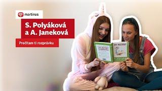 Sára Polyáková a Annamária Janeková: Prečítam ti rozprávku