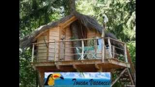 toucan vacances CABANES COMBRAILLES 652