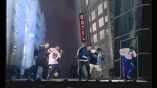 slam dunk da funk smash hits poll winners party 1997 5ive