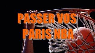 Passer vos pronostics NBA !!!