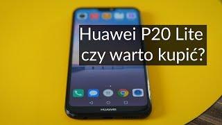 Huawei P20 Lite - czy warto kupić? Test smartfona