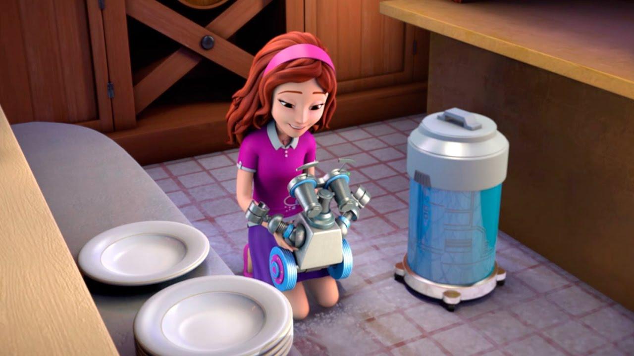 Attractive Finding The Pets: Olivia U2013 LEGO Friends U2013 Mini Movie Part 3