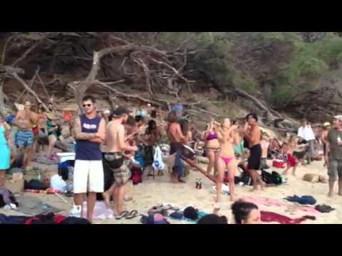 beach Hawaii women nude