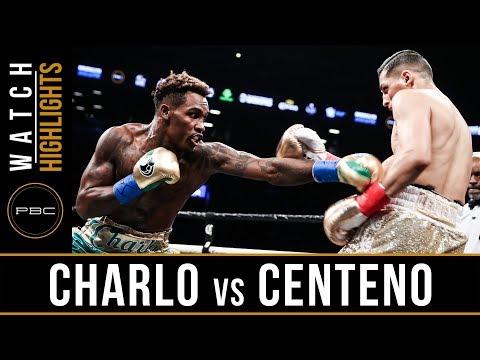Charlo vs Centeno HIGHLIGHTS: April 21, 2-18 - PBC on Showtime