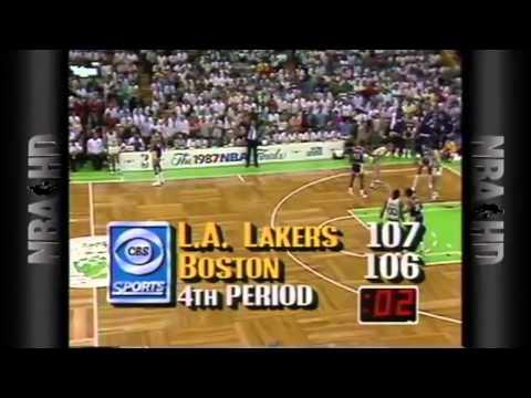 Flashback Analysis: 1987 Finals: Magic Johnson