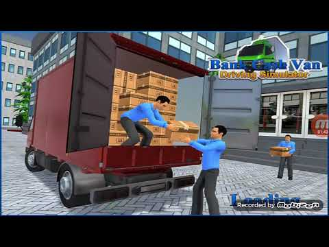 Bank Manager Cash Transit Transport Truck #w | Simulator Games for Kids | Android GamePlay FHD